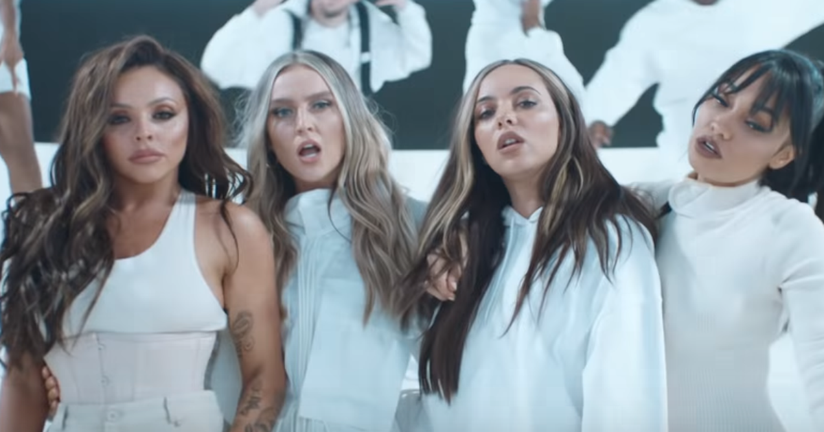 little mix think about us - Veja o novo clipe do Little Mix